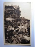 FRANCE - LOT - ROCAMADOUR - Vue Générale - 1945 - Rocamadour