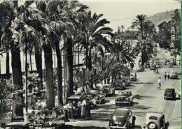 SAN REMO. Riviera Dei Fiori. Passeggiata Imperatrice. Macchina. Auto.   459 - Imperia