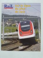 TRAINS SUISSE : DVD - Sur La Ligne Du Pied Du JURA - ZURICH GENEVE - Détails Sur Le 2ème Scan. - Documentary