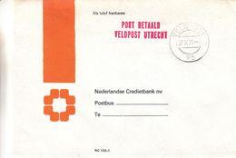 Pays Bas - Lettre Militaire De 1979 - Oblit Veldpost - Cachet Port Betaald - 1980-... (Beatrix)
