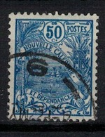 NOUVELLE CALEDONIE           N°  YVERT   120   OBLITERE       ( O   3/57 ) - Gebraucht