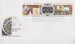 Norfolk Island 1999 150 Years Melanesian Mission FDC - Norfolk Island