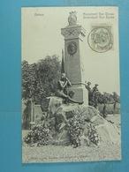 Deinze Monument Van Dorpe Gedenkzuil Van Dorpe - Deinze