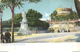 Korfu / Schulenburg Statue (D-KW121) - Grecia