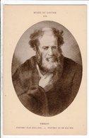 Cpa Carte Postale Ancienne  - Rembrandt Portrait D Un Vieillard - Paintings