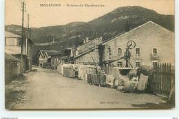 MOLINGES - Usines De Marbreries - France