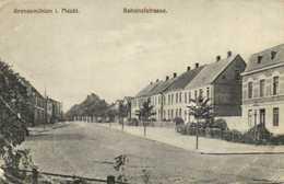 Grevesmuhlen I. Meckl Bahnofstrasse RV Timbre Cachet - Wismar