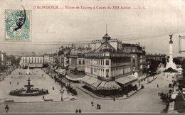 BORDEAUX ALLEES DE TOURNY COURS DU XXX  JUILLET - Bordeaux