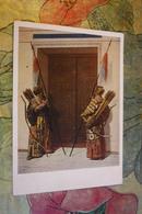 GOZNAK 1931 VERESHCHAGIN Tamerlan's Gate Archery Russian Art Vintage Postcard - Schilderijen