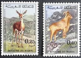 Morocco 1972 Nature Protection - Morocco (1956-...)