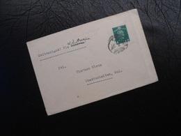 Korea - Brief - 16.8.1921 - Benediktiner Mission - Korea (...-1945)