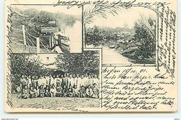 Indonésie - MEDAN - Multi-vues -1901 - Indonesia