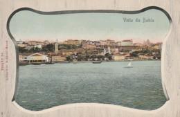 ***  RIO DE JANEIRO *** Vista De   BAHIA -  (dos Simple Anvant 1904) Unused TTBE - Rio De Janeiro