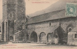 ***  Valle De Aran -- SALARDU  La Iglesia - L'église - TTB - España