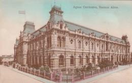 ***  Aguas Corientes BUENOS AIRES - Unused TTB - Argentine