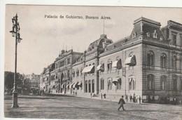 ***  Palacio De Golbierno BUENOS AIRES - Unused TTB - Argentine