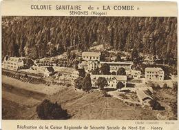 ~  JP  ~  88   ~  SENONES .~  Colonie       Sanitaire   LA  COMBE   ~ - Senones