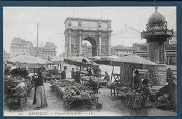 MARSEILLE - Place Et Porte D'Aix - Marseilles