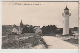 29 - AUDIERNE - Le Phare De La Plage - Audierne