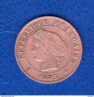 Cent  1885 - Frankreich