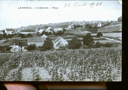 LE BREUIL              1900    JLM - Autres Communes