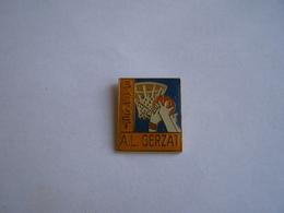 Pins Basketball A.L Gerzat - Basketball