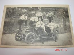 C.P.A.- Expédition Besançon Jérusalem & Retour - Groupe De Musiciens Uccelli - 1931 - SUP (BM 20) - Motorsport