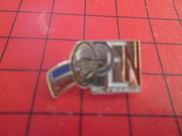 417 Pin's Pins / Beau Et Rare / THEME : SPORTS / OPEN DE FRANCE DE BADMINTON - Badminton