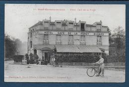 SAINT GERMAIN EN LAYE - Hôtel , Café De La Forêt - St. Germain En Laye