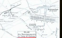 CAMP DE CHALONS     JLM - Camp De Châlons - Mourmelon