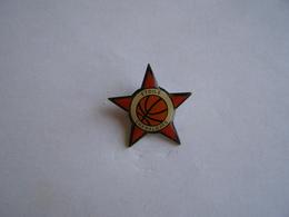 Pins Basketball Etoile Chamalieres - Basketball