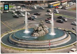 Madrid: 9x SEAT TAXI, FIAT-SEAT 600, 850 COUPÉ, FAMILIALE, RENAULT 8, ALFA ROMEO ROMEO, PEUGEOT 404, CITROËN TUBE HY - Toerisme