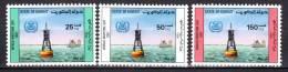 KUWAIT - 1987 - N° 1117/9 ** Journée Mondiale De La Marine - Kuwait