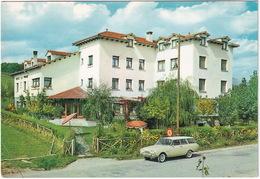 Puigcerda: FORD TAUNUS 17M P3 TURNIER - Hotel Del Prado - (Espana/Spain) - Toerisme