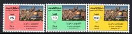 KUWAIT - 1987 - N° 1108/10 ** Jérusalem Ville Arabe - Kuwait