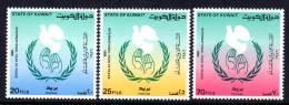 KUWAIT - 1986 - N° 1084/6 ** Paix - Kuwait
