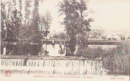 Charrey Sur Seine   606      Les écluses - France