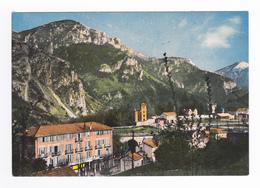 06 Saint St Dalmas De Tende Vers Breil  Maison De Repos ALPES AZUR N°547 Hôtel Restaurant De L'Europe Château D'eau - Breil-sur-Roya