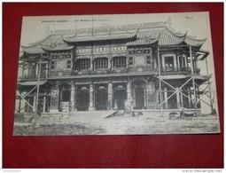 BRUXELLES - LAEKEN -  Le Restaurant Chinois  - 1905  - - Laeken
