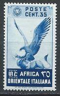 Afrique Orientale Italienne YT 9 XX / MNH - Afrique Orientale Italienne
