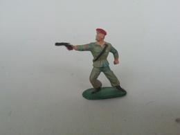 Ancien Jouet Soldat En Plastique Starlux - Army