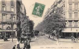 75014-PARIS-LA RUE D'ALESIA - District 14
