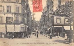 75017-PARIS- RUE D'ARMAILLE- RUE DES ACACIAS - Arrondissement: 17