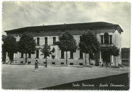 CPSM ISOLA DOVARESE - Scuole Elementari - Altre Città