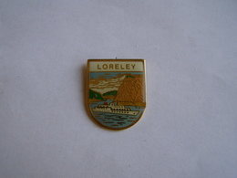 Pins Loreley - Villes