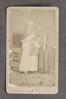 Fotografia Originale D'epoca Di Papa Pio IX - 1870 Ca. - RARA - Foto