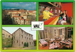 D43 - CHILHAC - RESIDENCE VAL - CENTRALE DE RESERVATION VAL - LES VACANCES NATURE - CPSM MULTIVUES Grand Format - Autres Communes