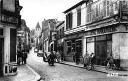75020-PARIS- LA RUE SAINT-BLAISE ET L'EGLISE SAINT-GERMAIN DE CHARONNE - Arrondissement: 20