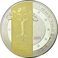 Allemagne, Médaille, 5 Guldenmark, 2014, FDC, Cuivre Plaqué Argent - Allemagne