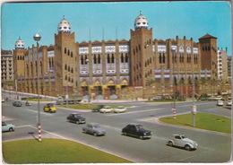 Barcelona: SIMCA 5, SEAT 1400 & TAXI'S, RENAULT DAUPHINE, CITROËN TRACTION AVANT, PTV 250, MOTORCYCLE SIDE-CAR, TRUCKS - Toerisme